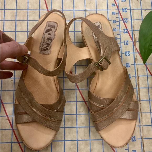 d50f4cbd074 Kork-Ease Shoes - Korks by Kork-Ease platform sandal 7 38